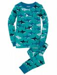 Hatley Great White Sharks Long John Pyjames PJAOCSR036. Available 2/3/4/5/6/7 years Spring /Summer 2016